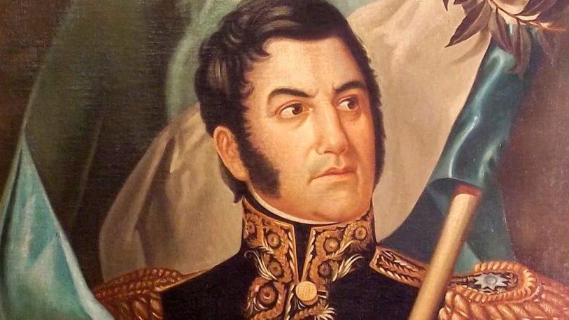 Conmemoraron el 242° aniversario del natalicio del general Don José de San Martín
