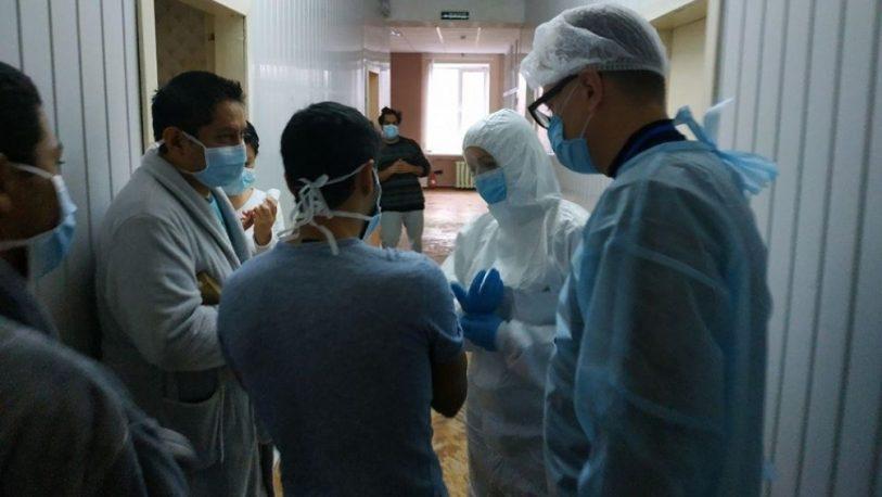 Dos hombres fueron aislados en Ezeiza por presentar síntomas de coronavirus