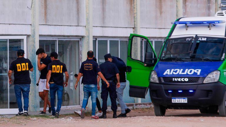 """Crimen de Fernando: uno de los rugbiers habría """"filmado"""" el ataque"""