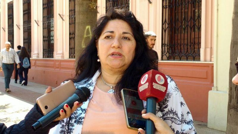 """""""UDA no aceptó el 20%"""", dijo Mirta Chemes"""