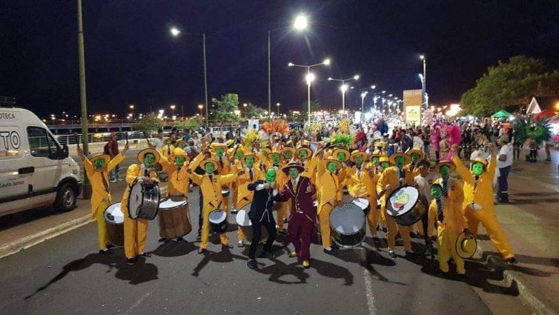 Daysi Samba Show fue la ganadora de los carnavales posadeños