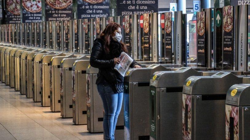 Ascienden a 7 los fallecidos por el coronavirus en Italia