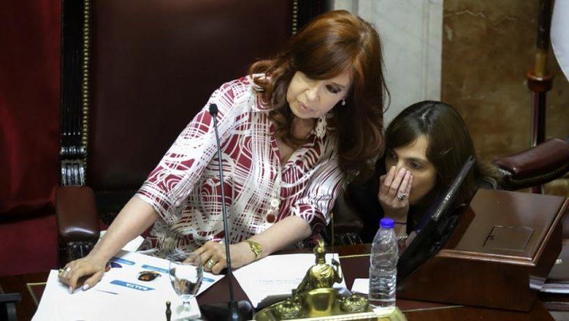 Senadoras K buscan limitar el periodismo en causas de corrupción