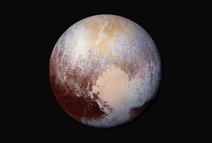 A 90 años del descubrimiento de Plutón