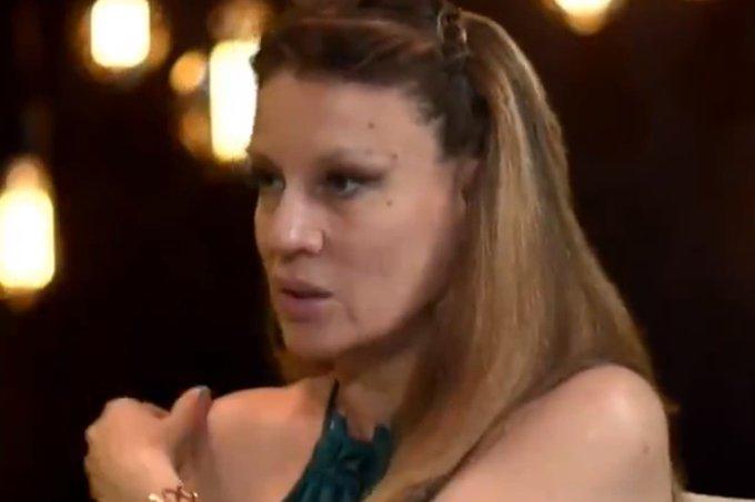 Gisela Barreto hizo un papelón al hablar de narcotráfico y se volvió viral