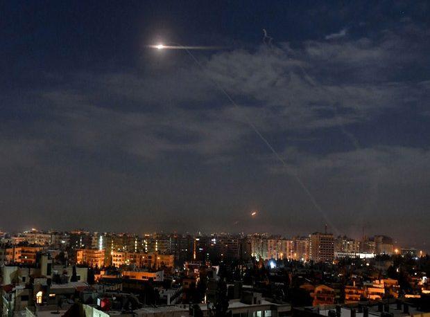 Al menos 6 muertos en ataque de Israel contra Damasco