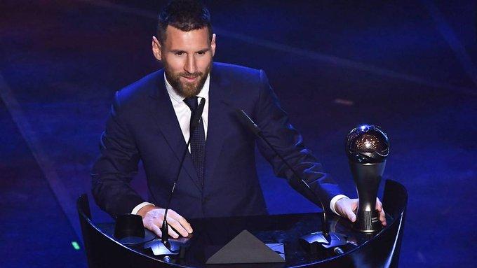 Hamilton y Messi fueron los ganadores del Laureus