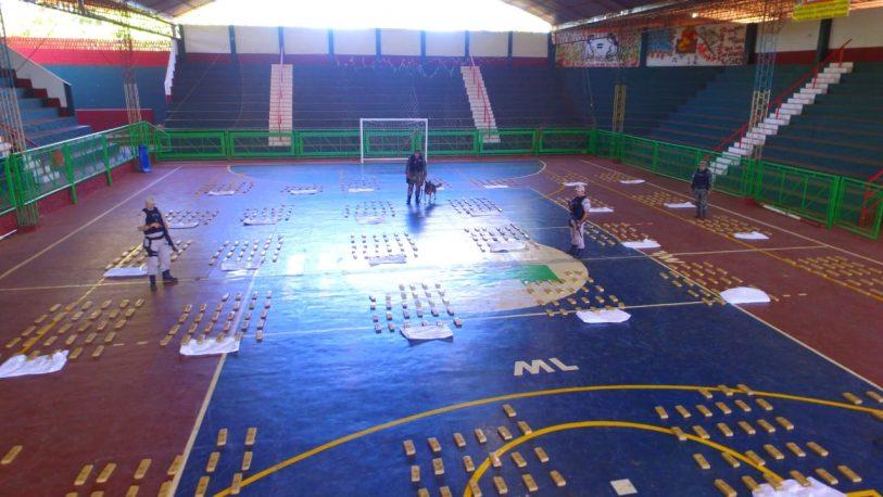 Secuestraron más de 1200 kilos de marihuana en Misiones y Corrientes