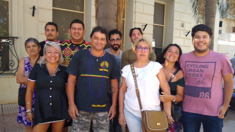 Carnaval solidario en Villa Blosset