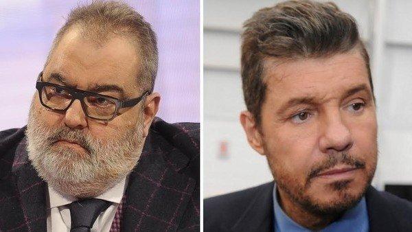 Jorge Lanata le respondió a Marcelo Tinelli