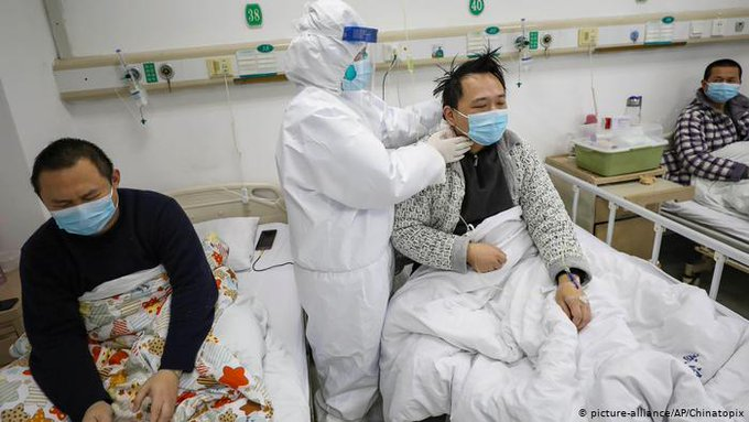 Coronavirus: El FMI y la OMS instan a líderes a centrarse en gastos de salud