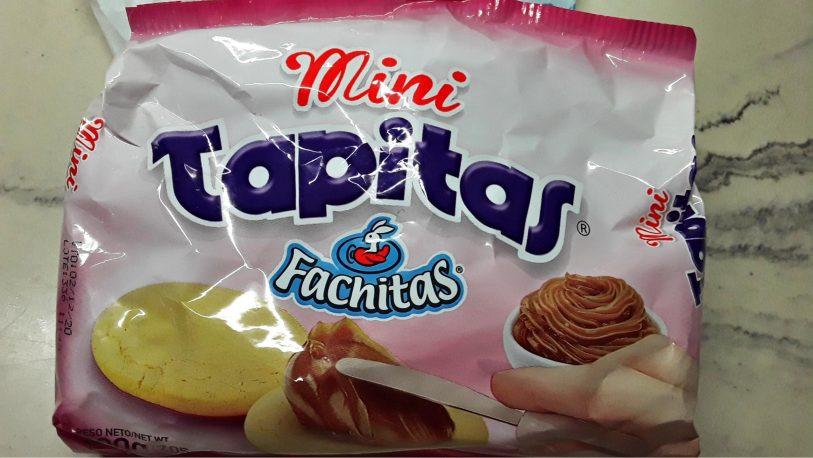Retiran del mercado galletitas Mini Tapitas