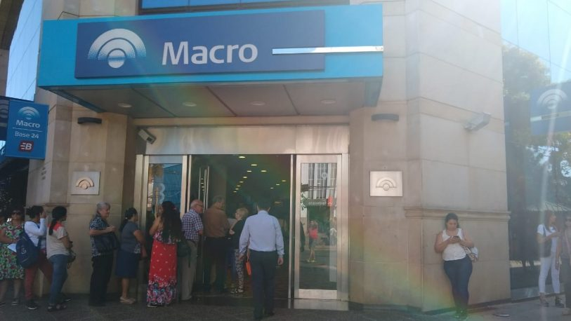 Banco Macro instrumenta cambios en la atención de los clientes