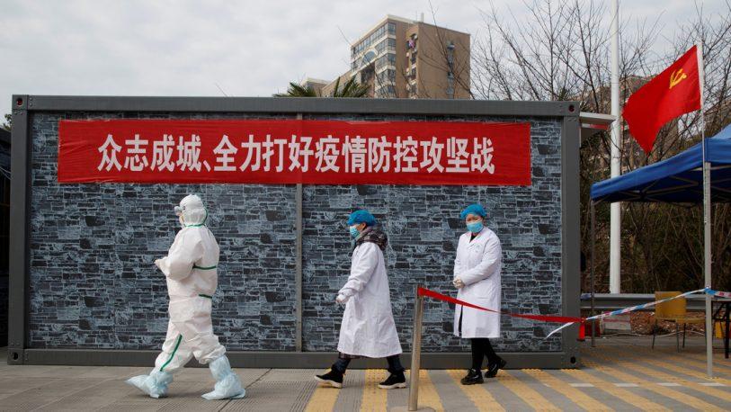 China realiza pruebas anales para detectar coronavirus