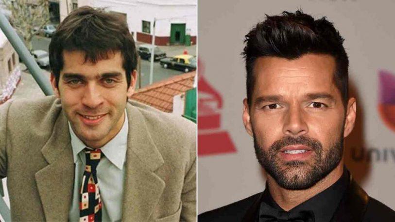 El romance oculto de Ricky Martin y Juan Castro