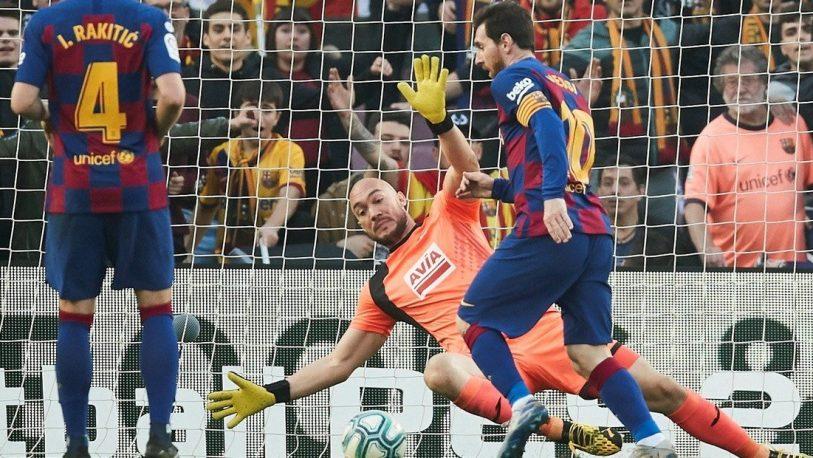 La publicación sobre Messi que se hizo viral