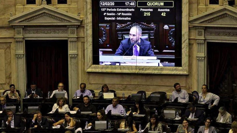 ¿Qué dejó la visita de Guzmán en el Congreso?