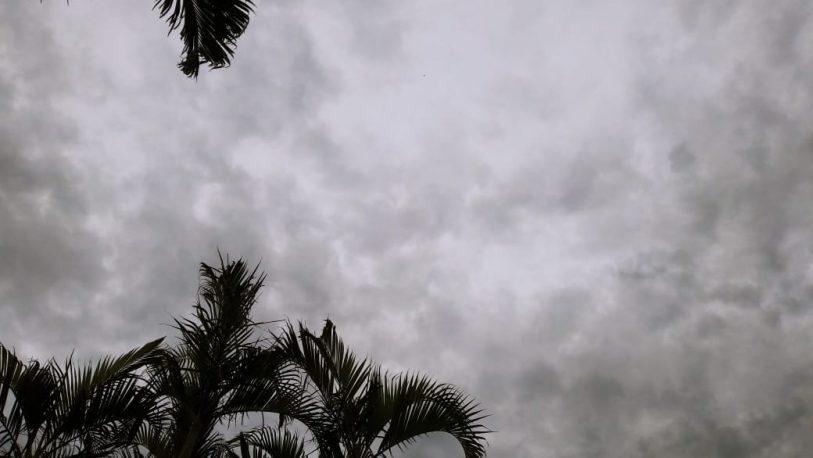 ¿Se vienen las lluvias en Posadas?