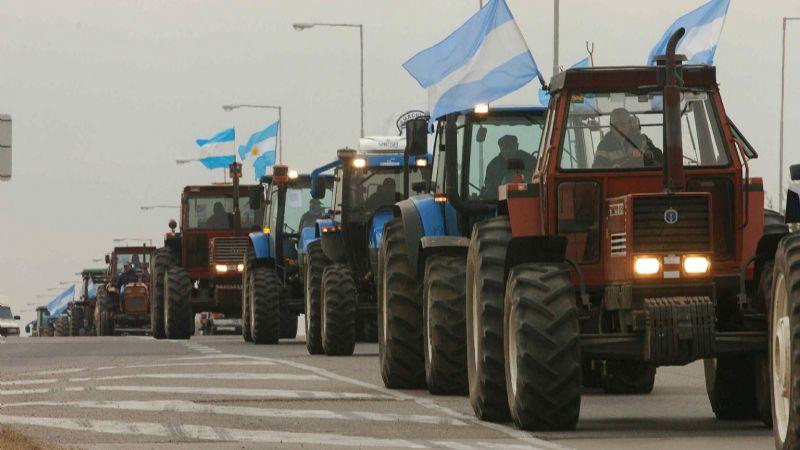 Productores del NEA-NOA convocaron a un paro de ocho días con cortes de rutas