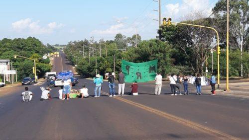 Fin del Hambre: ahora las protestas son contra el FMI