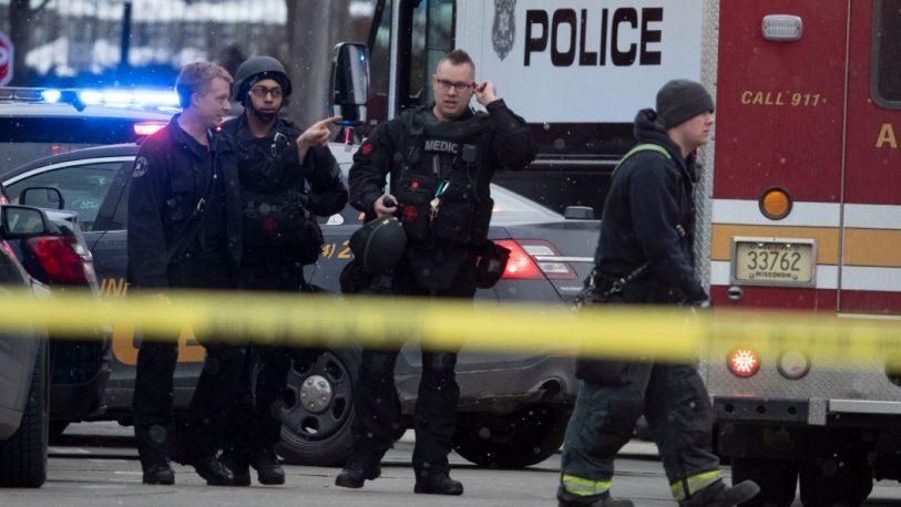 Tiroteo en Estados Unidos deja siete muertos