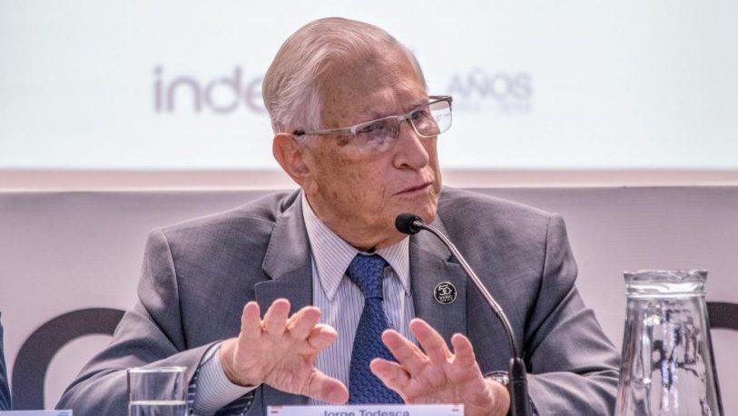 Falleció Jorge Todesca, el exdirector del INDEC