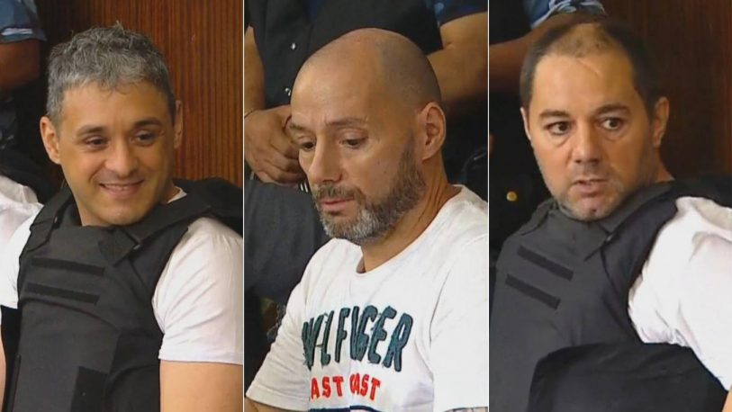 Condenaron a Víctor Schillaci y a los hermanos Lanatta a 7 y 13 años de cárcel