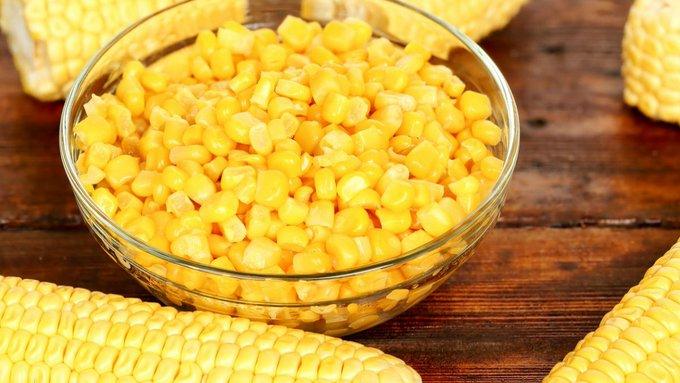 Retiran del mercado un lote de granos de choclo en lata