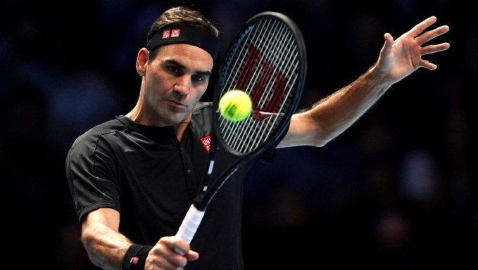 Celebridades y aficionados al tenis aceptaron el challenge de Federer