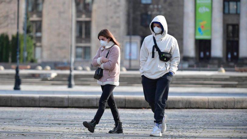 España registró un nuevo récord de 514 muertos en un día