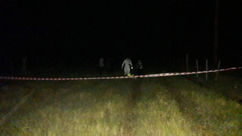 Investigan el homicidio de un hombre de 61 años