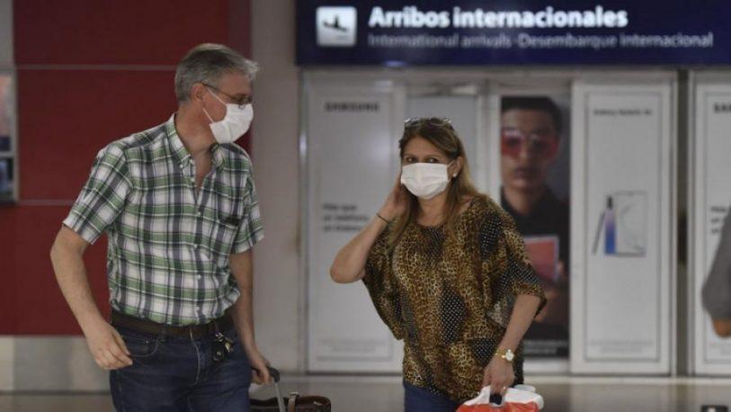 Argentina suma 31 nuevos casos de coronavirus
