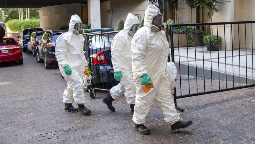 Nueve casos nuevos de coronavirus en el país