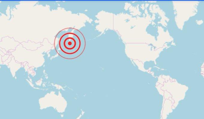 Desactivan alerta por tsunami en las costas de América Latina y Hawái