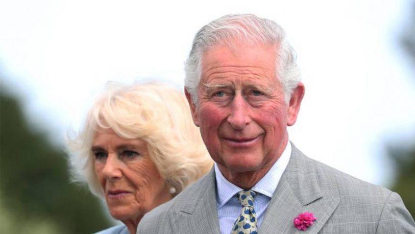 El príncipe Carlos dio positivo de coronavirus