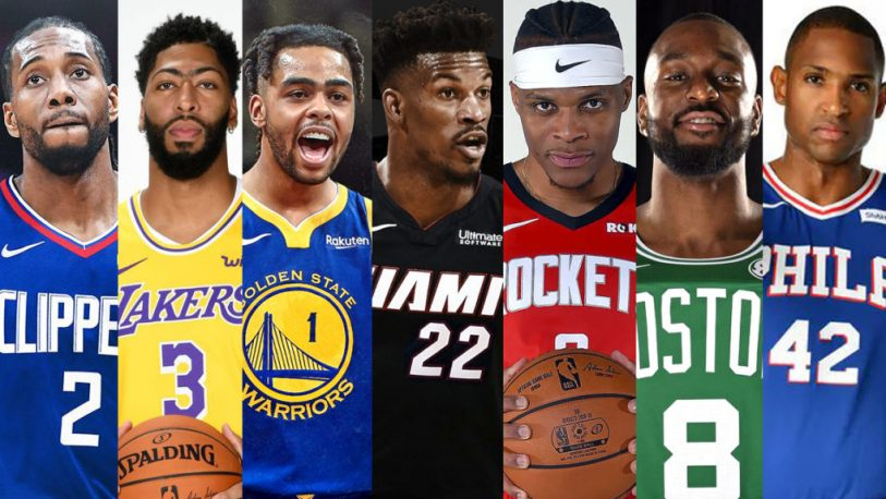 Jugadores de la NBA usarán un anillo y una pulsera para determinar su estado