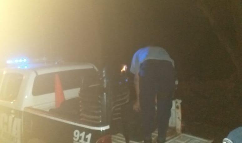 Recuperaron sillas y ollas robadas del Capri