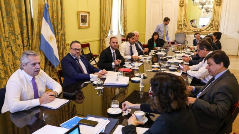 Terminó la reunión en Gobierno: Definirán los alcances de las nuevas medidas