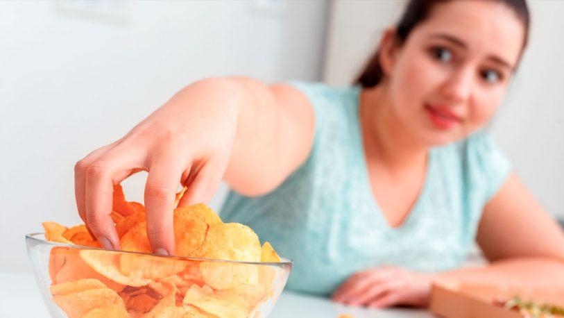 Cómo hacer para no comer tanto en la cuarentena