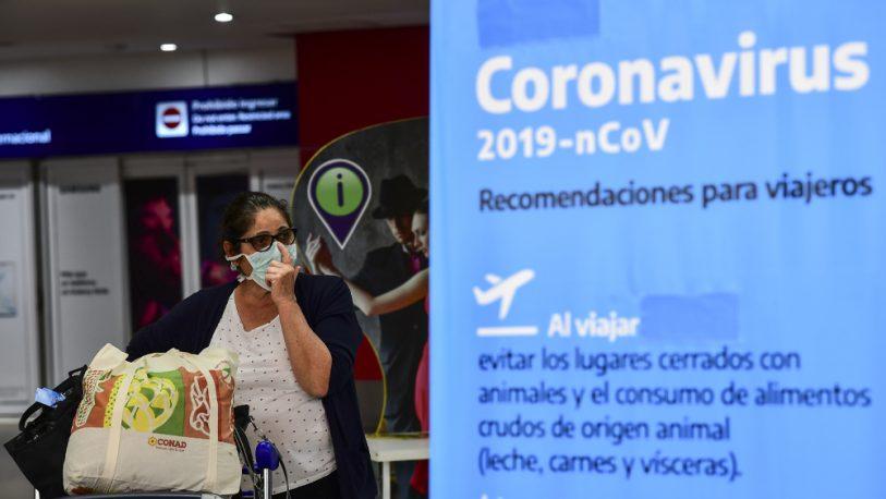 Hay 97 casos de coronavirus en Argentina