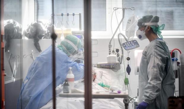 Covid-19: Italia registra 651 nuevas víctimas, con una baja en el ritmo de contagios