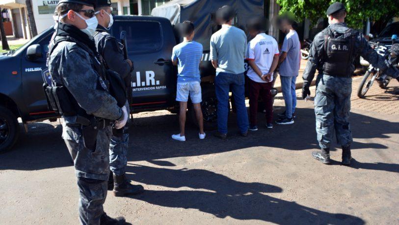 Misiones: Más de mil demorados en lo que va de la cuarentena