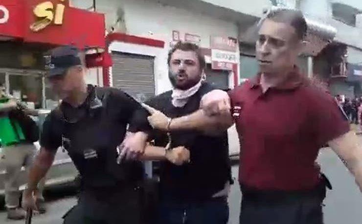 Detuvieron a Juan Grabois