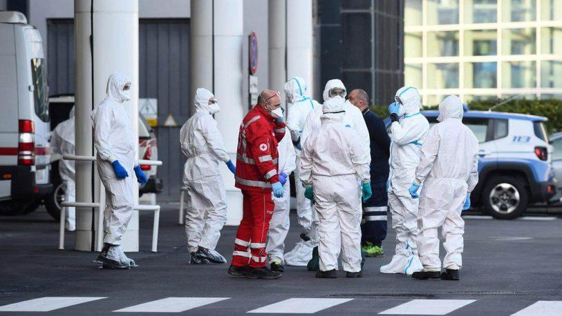 Coronavirus: Italia marca nuevo récord de víctimas fatales
