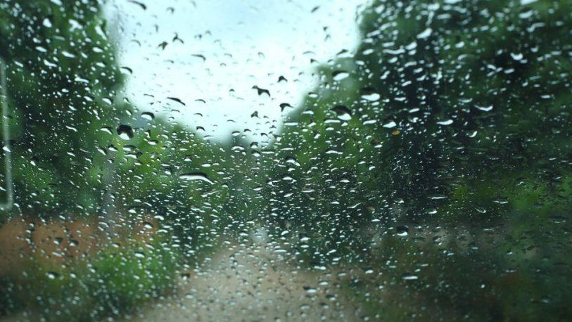 Lluvias, tormentas y frío para el inicio de semana