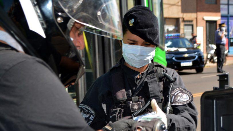 Cuarentena: Multarán a los que no puedan justificar su presencia en la calle