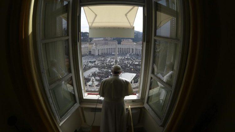 El papa dará el Ángelus y Audiencia General vía streaming