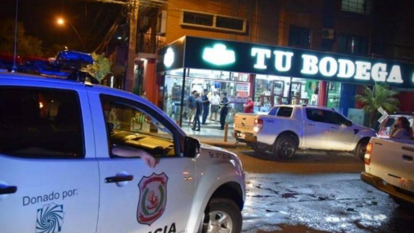 """La Policía instó a transeúntes a volver a sus casas: """"No es un toque de queda"""""""