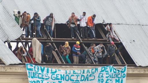 Coronavirus: Presos del penal de Villa Devoto reclaman excarcelaciones