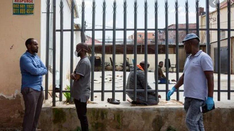 Sudáfrica liberará 19.000 presos para contener el coronavirus